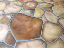 Tromp L'oeil Floors